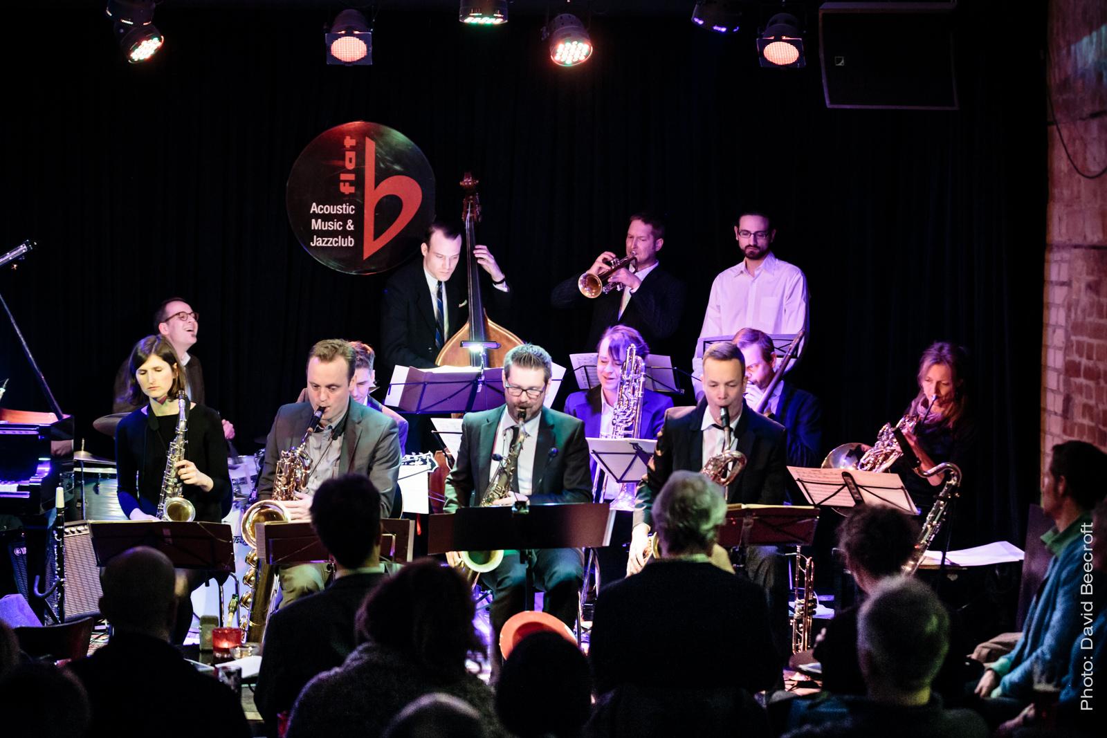 B Flat Accoustic Music & Jazz Club Berlin